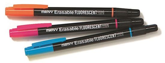 Picture of Erasable Highlighter - Pink